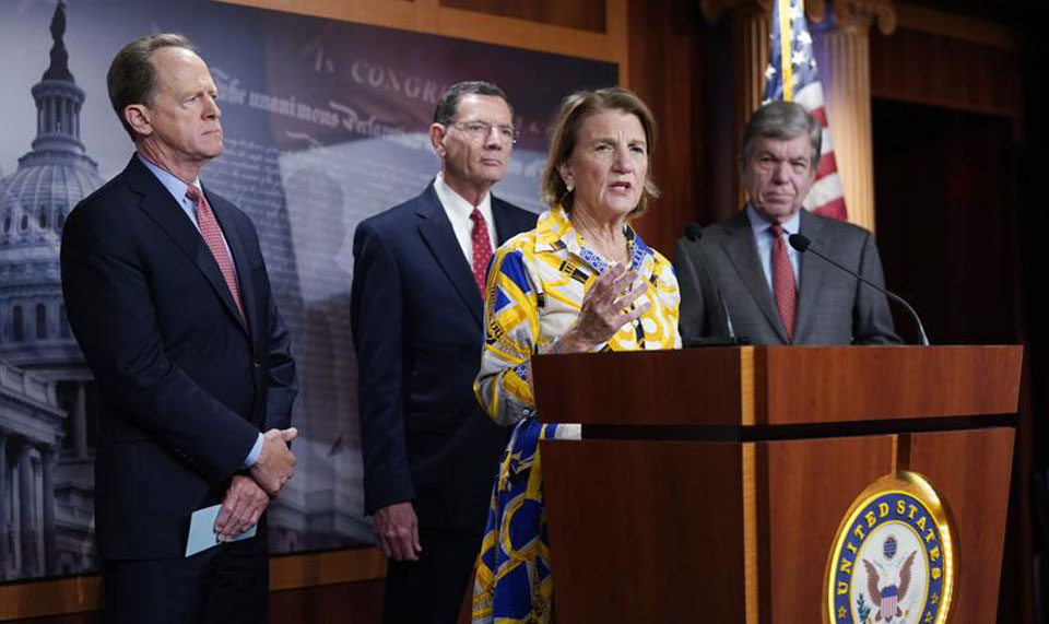 GOP offers inadequate infrastructure plan that lets the rich off free