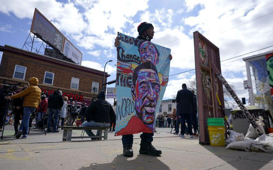 Anniversary of killing of George Floyd remembered in Minneapolis