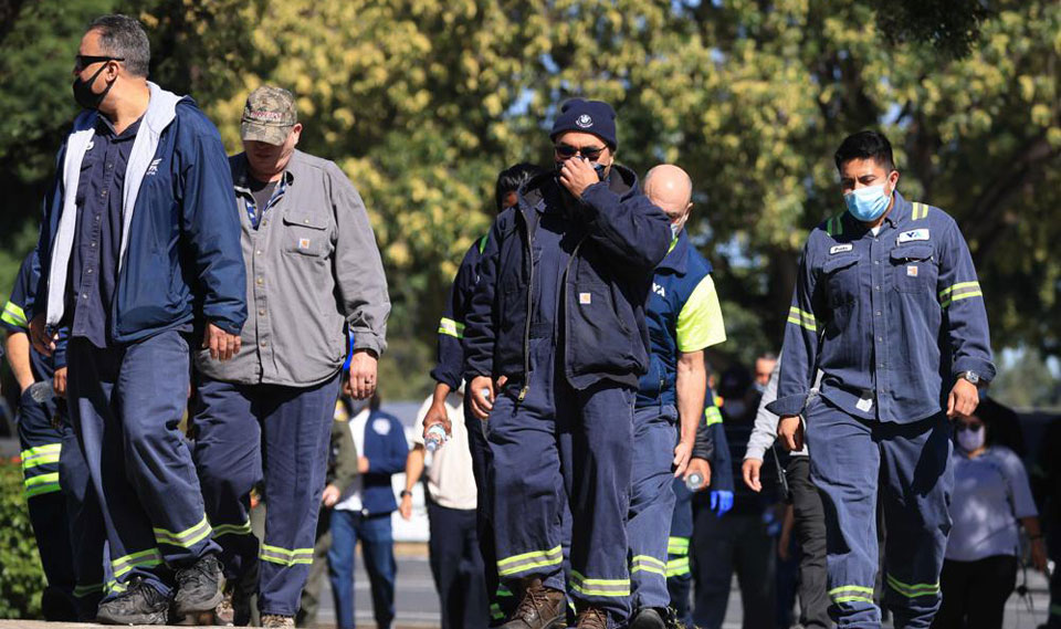 Transit workers, AFL-CIO mourn mass shooting at union meeting