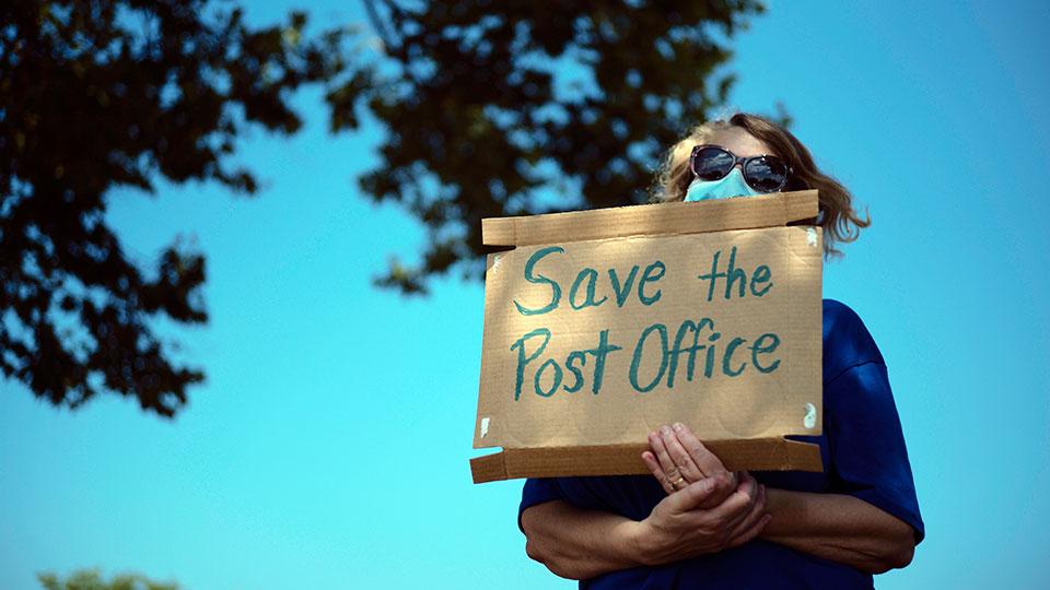 Uproar over DeJoy's Postal Service cuts