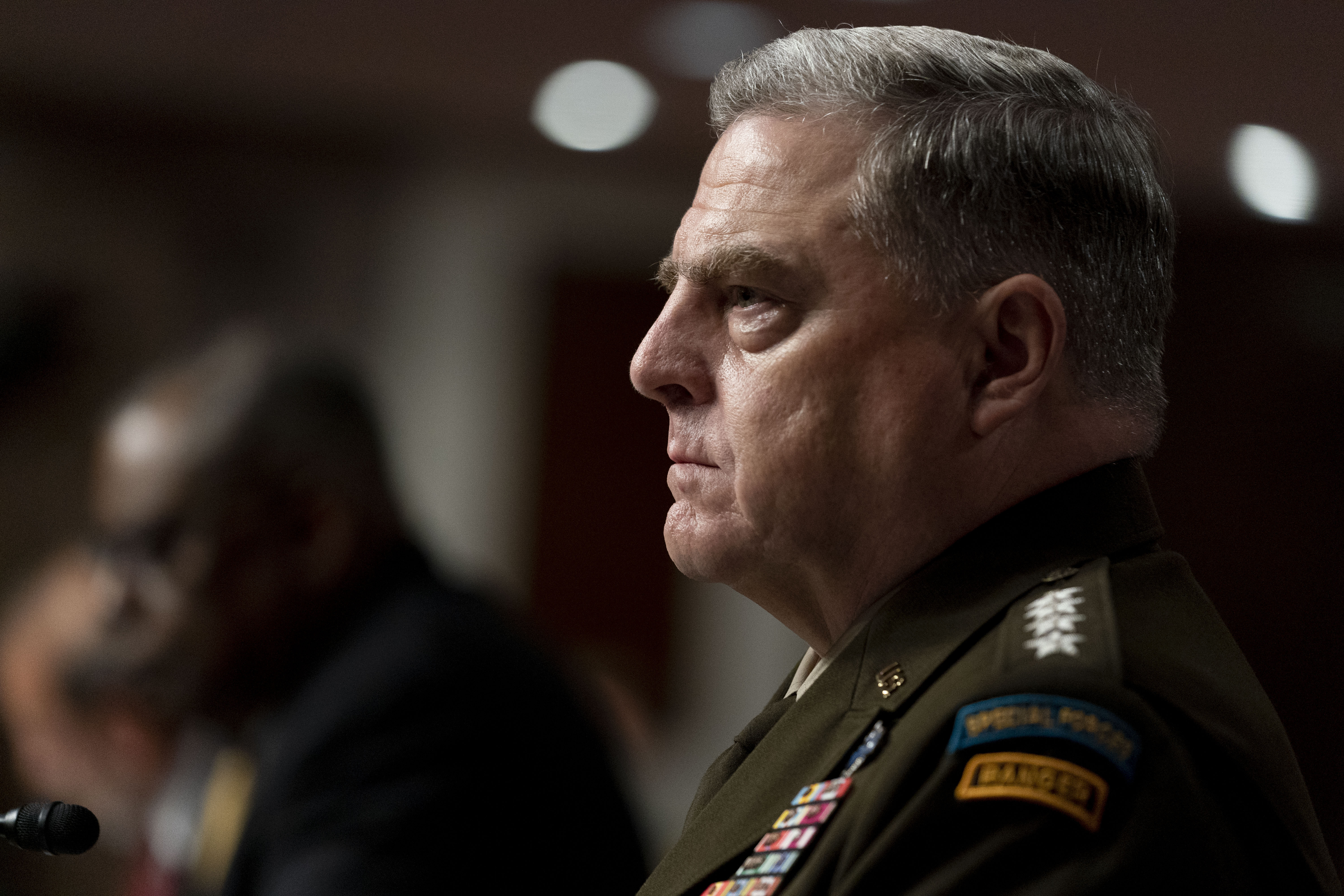 Top U.S. general defends freedom, democracy, 'critical race theory' against the right