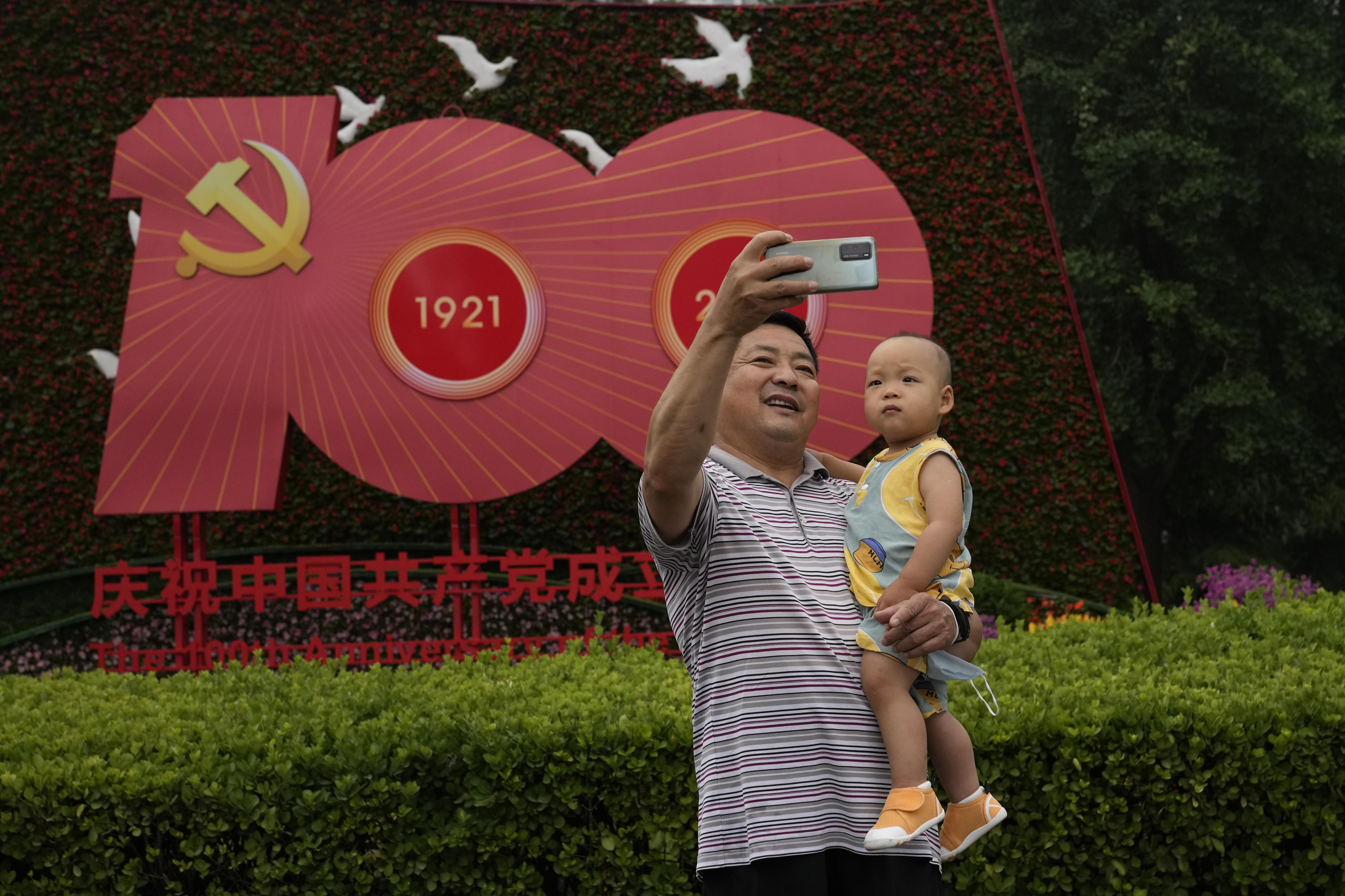 Chinese Communists prepare for 100th birthday, take stock of achievements