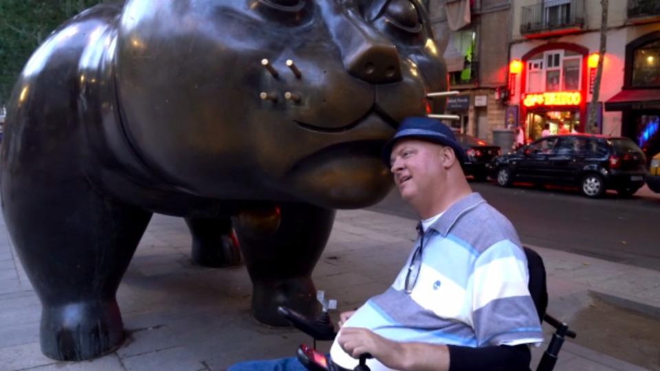 'Altitude Not Attitude': A freewheeling, wheelchair bound-for-glory story on film