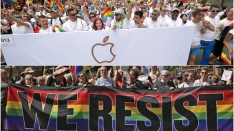 Taking Pride back from the corporations