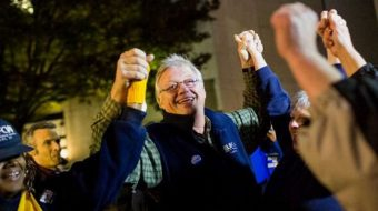 Dave Schmitz, 66; Giant of the Pacific Northwest labor movement