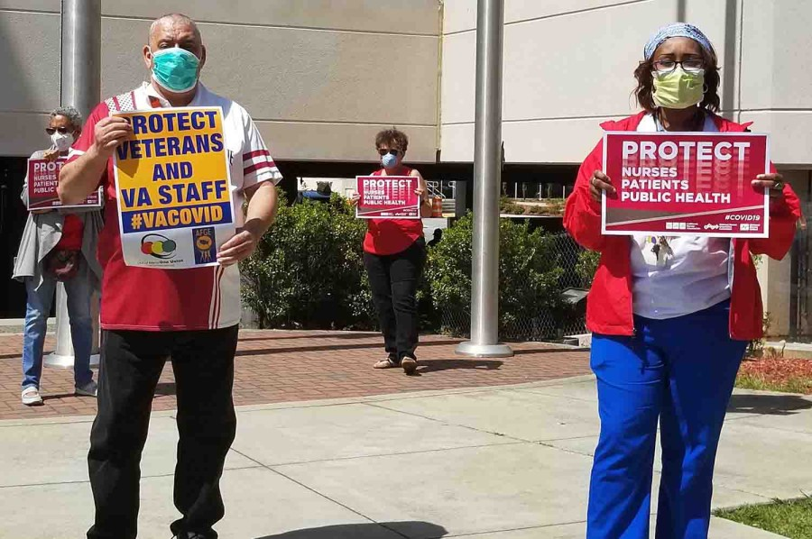 Congressional Labor Caucus urges Biden to OK anti-virus standard