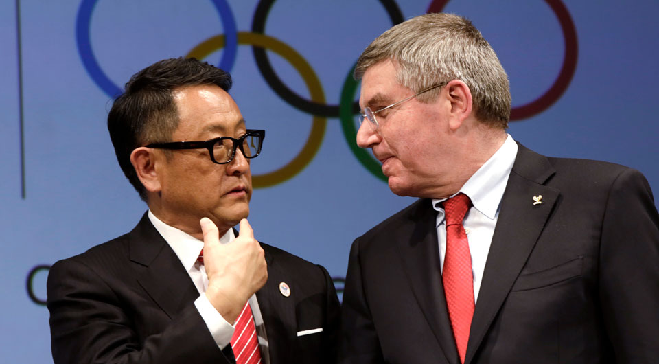 Festival of Profits: Olympic traditions of capitalism and corruption continue