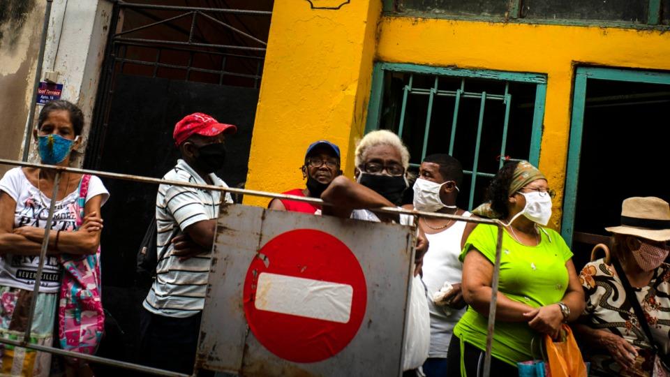 Source of Cuba's suffering is in Washington, not Havana