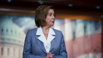 Why did Nancy Pelosi appeal to white supremacy to reject student loan forgiveness?