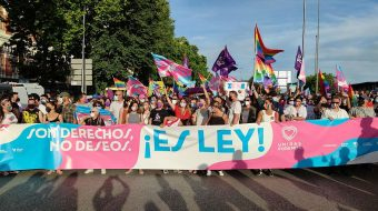 Spain passes Transgender Equality Law; protests engulf country after homophobic murder