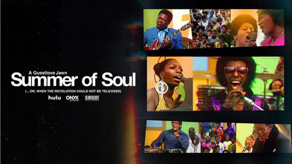 'Summer of Soul,' a look back at the pulsating 1969 Harlem Cultural Festival