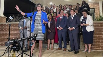 Texas Dems stop GOP repression for now by fleeing to D.C.