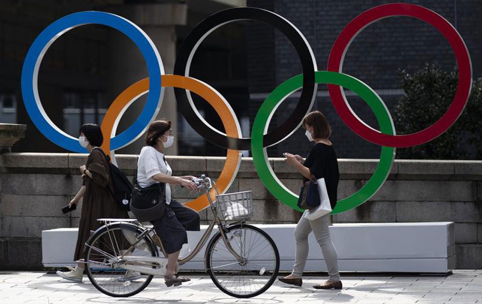 COVID-19 throws Tokyo and Olympics into a panic