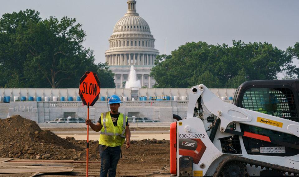 Again, GOP puts party before progress, blocking infrastructure bills