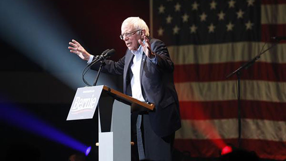 Bernie Sanders: Trump voters will back taxing the rich for massive social spending