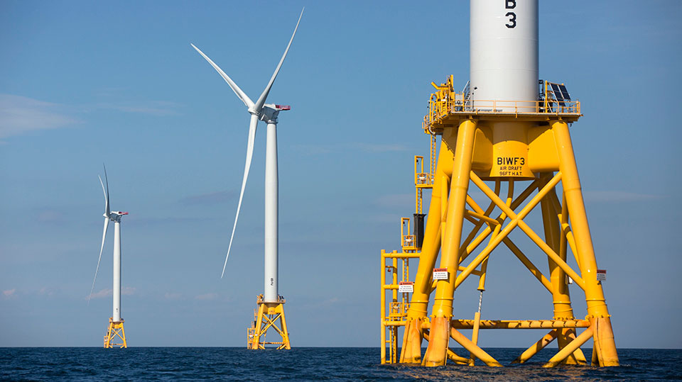 Connecticut's offshore wind energy revolution builds movement for Green New Deal