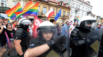 LGBTQ activists hold Pride marches in Poland, defying right-wing attacks