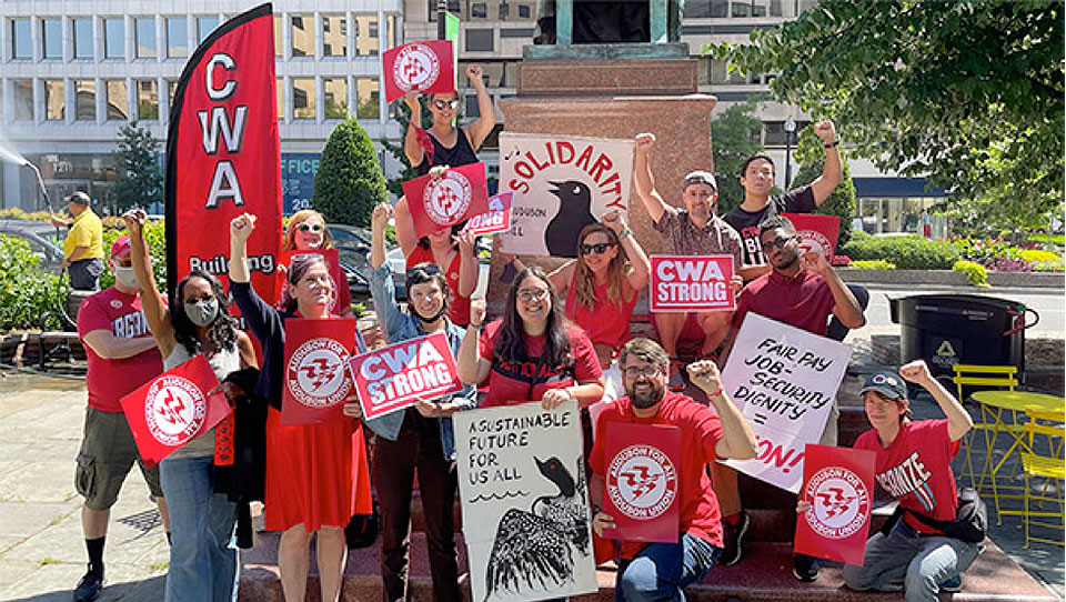 Mass firing on Earth Day: Audubon staffers respond with unionization vote