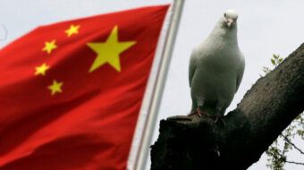 China doesn't want a new Cold War