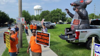 Ohio workers resist Cenovus non-union outsourcing of 3,000 oil refinery jobs