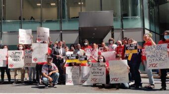 Marxist youth school wraps up in New York City