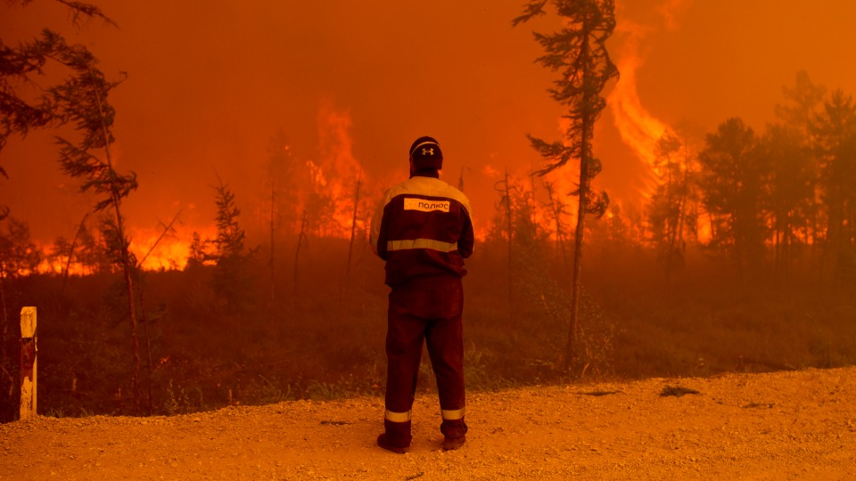 Already too late: IPCC report says global warming consequences now unavoidable