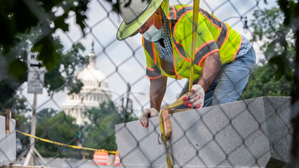 On human infrastructure and Biden budget, heavy lifting remains