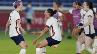 U.S. Women's National Team appeals 'flawed' equal pay court ruling