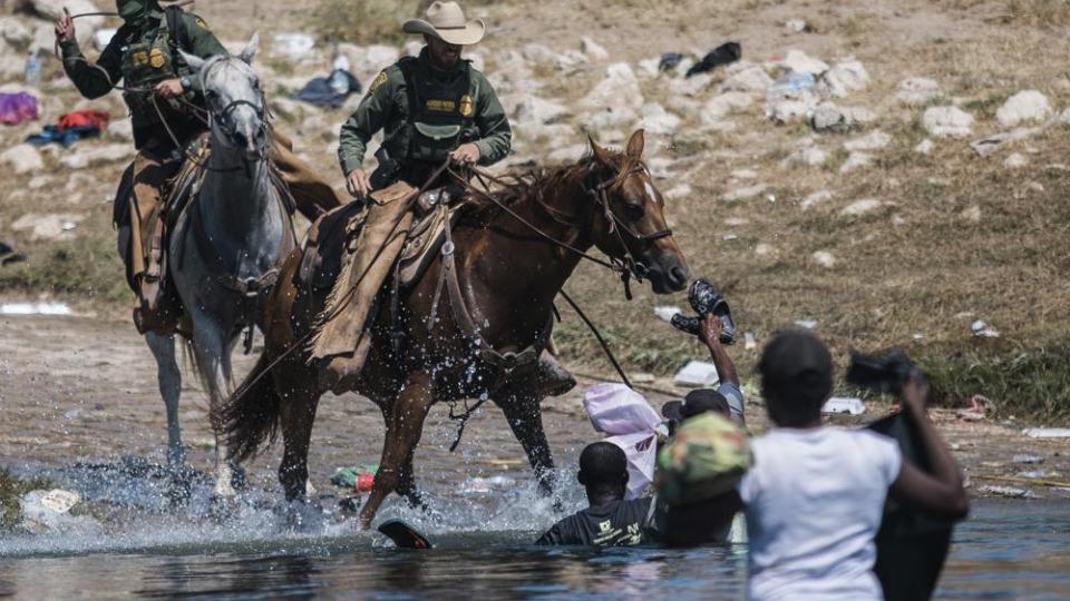 Organized labor denounces violent expulsion of Haitian migrants