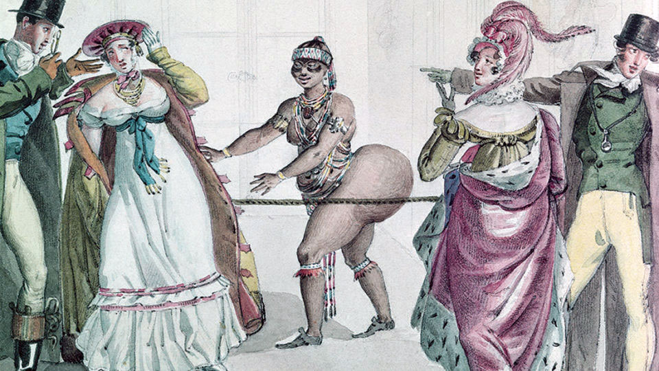 'Fearing the Black Body' uses history to dismantle fat phobia, health inequality