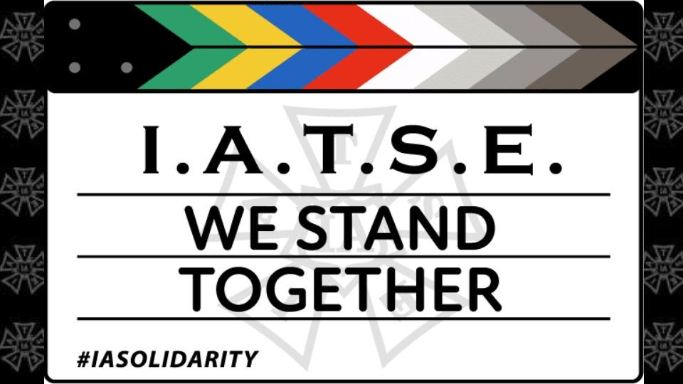 IATSE will not back down, calls a strike authorization vote