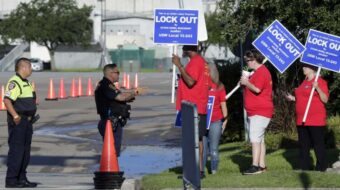 AFL-CIO's Shuler to ExxonMobil: Locking out refinery workers risks deadly accident