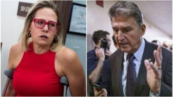 Una pregunta para los llamados 'moderados' demócratas: ¿No tienen vergüenza?
