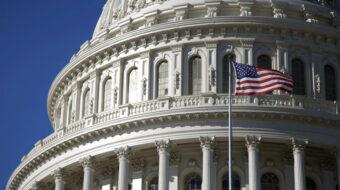 D.C. under deluge demanding passage of Build Back Better agenda