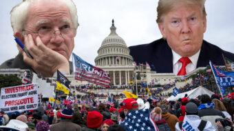 Memo demuestra que el verdadero golpe de Trump estaba en marcha el 6 de enero