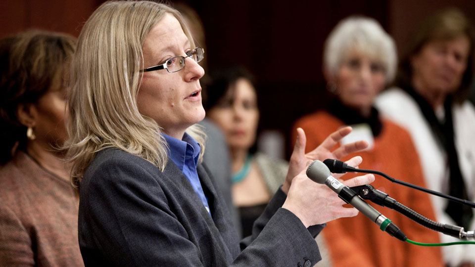 Shierholz takes over at Economic Policy Institute