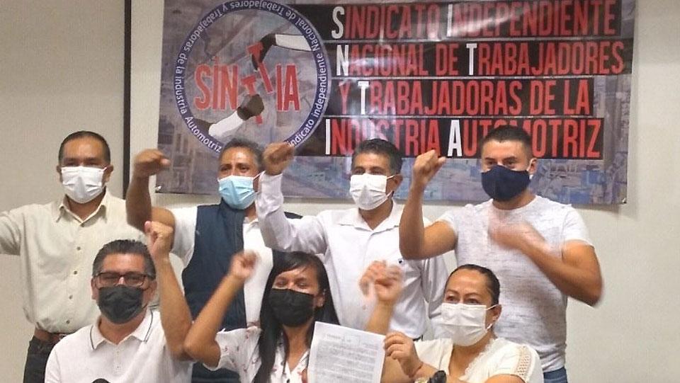 Trabajadores de GM en Silao para dar pelea por el contrato colectivo de trabajo