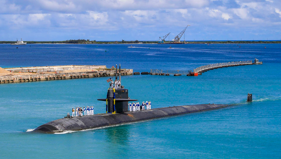 Nuclear submarine pact uses Australian people as pawns in new Cold War