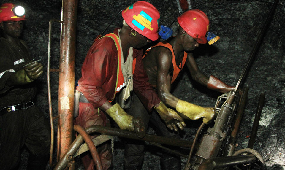 Canada's colonies: Going for gold (mines) in Africa