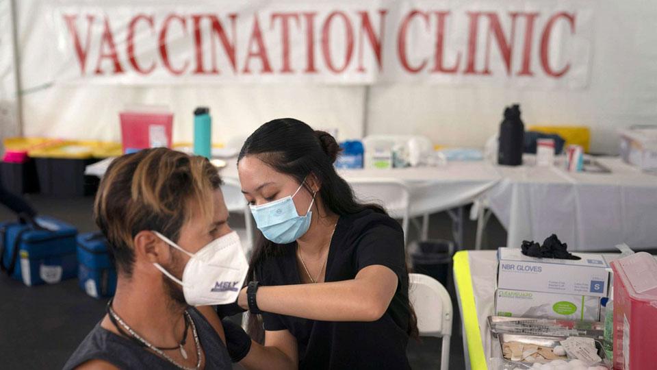 Mandates result in big rise in coronavirus vaccinations