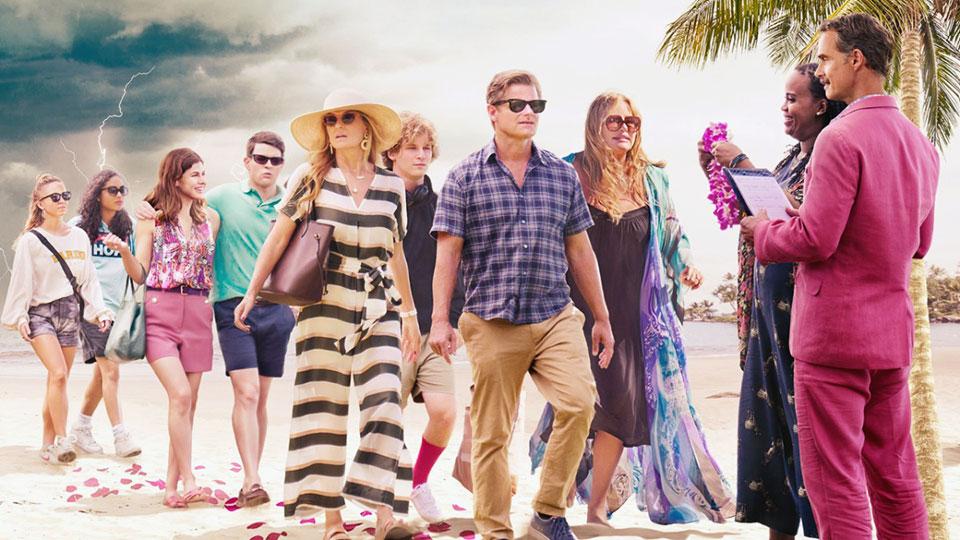'The White Lotus' (HBO) and 'Nine Perfect Strangers' (Hulu): Hot tub hegemony!