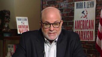 Multimillionaire counterrevolutionary: Mark R. Levin's new book 'American Marxism'