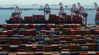 Corporate greed a key factor in the pileup at the ports