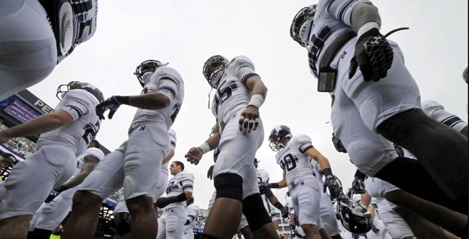 NLRB General Counsel Abruzzo: College athletes can organize