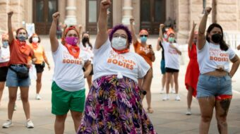 Temporary victory won against 'offensive' Texas abortion law