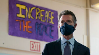 Newsom signs eight new California laws targeting police violence