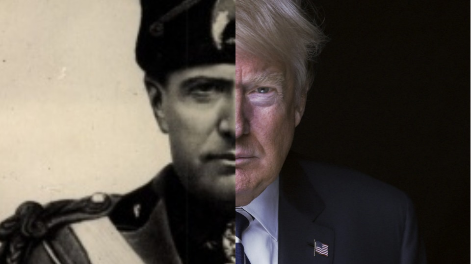 Woodward and Costa's book 'Peril' shows Trump as Mussolini-in-waiting