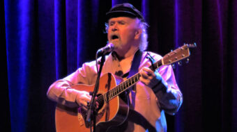 Tom Paxton returns to the concert stage