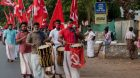 Voters reward Communists for successfully managing pandemic in India's Kerala state