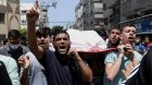 Israel kills dozens in Gaza airstrikes, escalates land theft and Palestinian expulsions